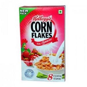 Kelloggs Corn Flakes Real Strawberry 27g