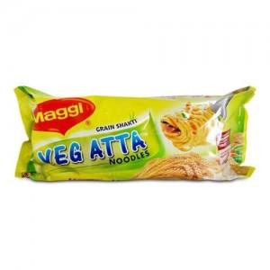 Nestle Maggi Grain Shakti Veg Atta Noodles 80g