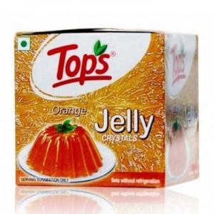 Tops Jelly Orange 90g