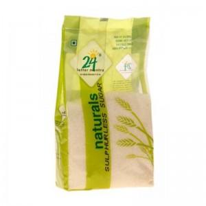 24 lm naturals sulphurless sugar 500g