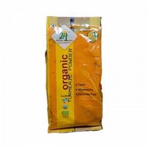 24 Lm Organic Turmeric Powder/ Haldi Powder 200g