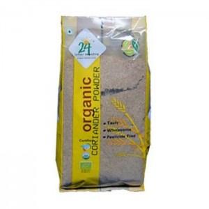 24 Lm Organic Coriander /Dhania Powder 100g
