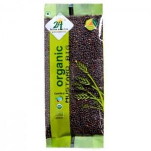 24 Letter Mantra Organic Mustard /Sarason Big 100g
