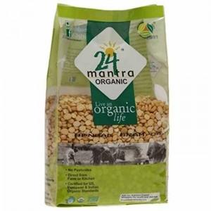 24 Lm Organic Chana Dal 1kg
