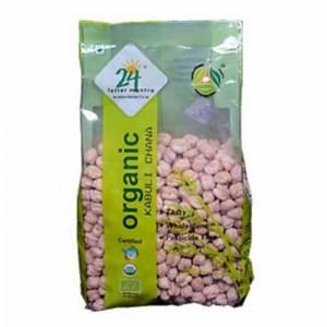 24 Lm Organic Kabuli Chana 1kg