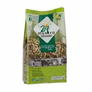 24 Lm Organic Green Moong Dal Split 500g