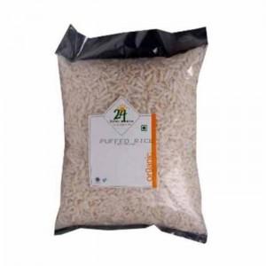 24 Lm Organic Puffed Rice 200g