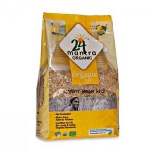 24 Lm Organic Basmati Rice 1kg