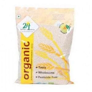 24 Lm Organic Sonamasuri Broken Rice 5kg