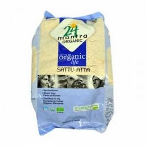 24 Lm Organic Sattu Atta 500g