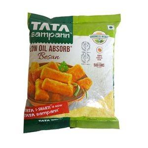 Tata Sampann Besan - 100% Chana Dal, 500 gm