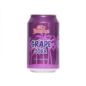 Old Jamaica Grape Soda, 330 ml Can