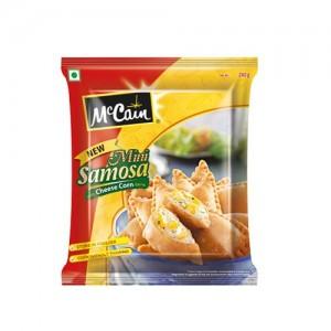 McCain Mini Samosa Cheese Corn Ready to Eat