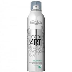Loreal Paris Tecni Art Volume Lift Spray Mousse 250ml With Ayur Sunscreen Lotion 50ml