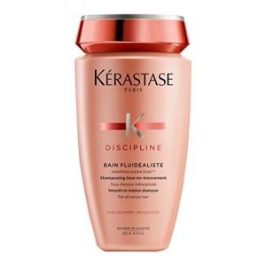 Kerastase Discipline Bain Fluidealiste Shampoo Sulfate-FREE 8.5 oz 250ml