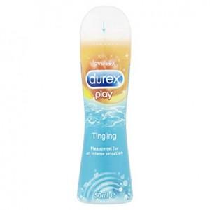 Durex Play Tingling Lubricant  (50 ml)