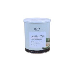 RICA Brazilian Wax with Avocado Butter - Made in Italy - For Bikini & Face Wax (28.2 OZ)