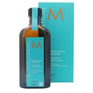 Moroccanoil Orginal Treatment New in Box with Pump, 100ml