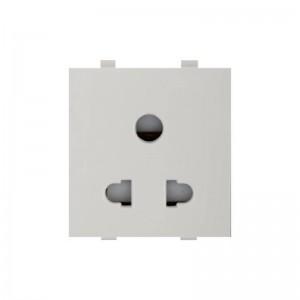 Anchor Capton Uni Socket With Safty Shutter 20a& 10a240v 1Pcs