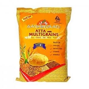 Aashirvaad Multi Grain Atta 10kg