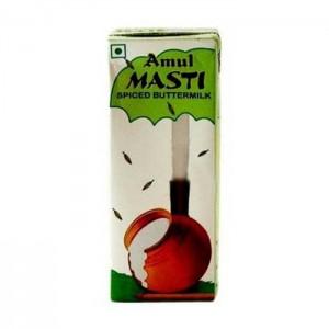 Amul Masti Spiced Buttermilk 1 Ltr