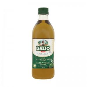 Basso Extra Virgin Olive Oil 1ltr