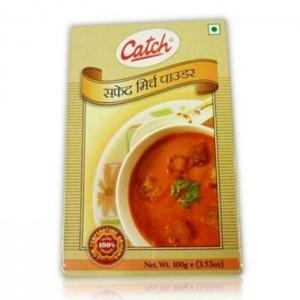 Catch White Pepper / Safed Mirchi Powder 100g