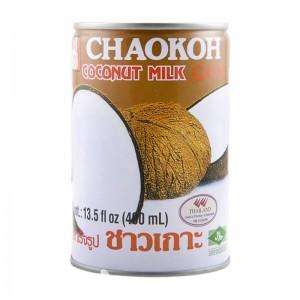 Chaokoh coconut milk,gata 400 Ml