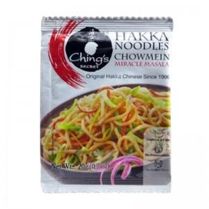 Chings Miracle Masala Hakka Noodles 20g