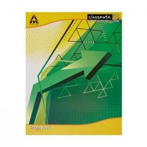 Classmate Full Size Graph Book Soft Cover Size 28 Cm X 22 Cm 1 Pc