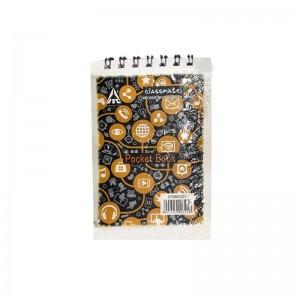 Classmate Pocket Book Size 10.5 Cm X 7.5 Cm 42 Pages