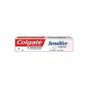 Colgate Sensitive Original Toothpaste 2 x 80 Gm