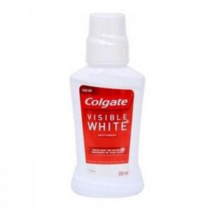 Colgate Plax Visible White Mouthwash 250 Ml