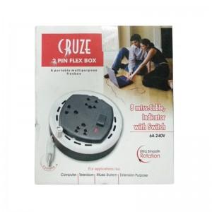 Cruze 2 Pin Flex Box With 4 Metar Cable 1pcs 6a 240v 1Pcs