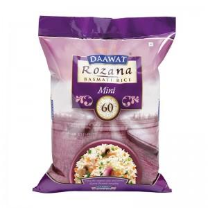 Daawat Rozana Basmati Rice Super 5kg