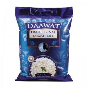 Daawat Traditional Basmati Rice 5kg
