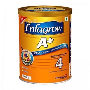 Enfagrow A+ Stage 4 Nutritional Vanilla Flavour Milk Powder 400g