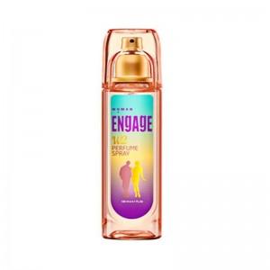 Engage Woman+ w2 Perfume Spray 120ml