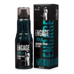 Engage Xx4 cologne spray 150ml