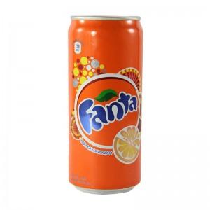 Fanta orange flavoured 600 Ml