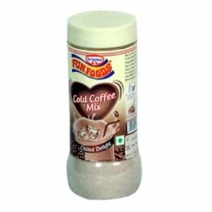 Funfoods Cold Coffee Mix Milk Shake 200 Gm