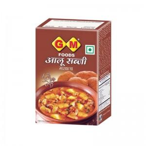 Gm Foods Aloo Sabji Masala 20g