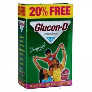 Glucon-D Instant Energy Regular 100g