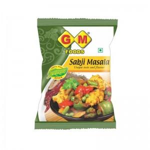 Gm Foods Sabji Masala 20g