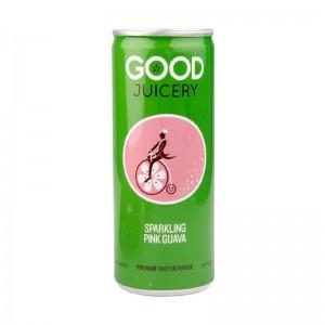 Good Juicery Sparkling Pink Guava Juice 250 Ml