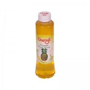 Guruji pineapple fruit syrup 750 Ml