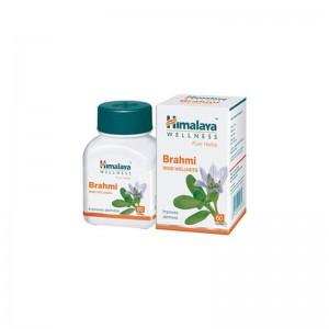 Himalaya Herbal Brahmi Mind Wellness 60 Tablets 1 Pc