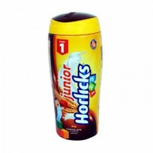 Horlicks Junior Chocolate 123 Stage 1 Jar 500g