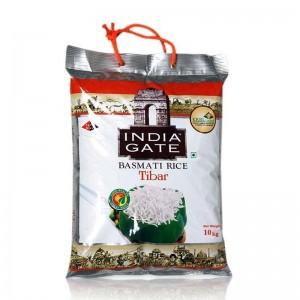 India Gate Basmati Rice Tibar 10kg
