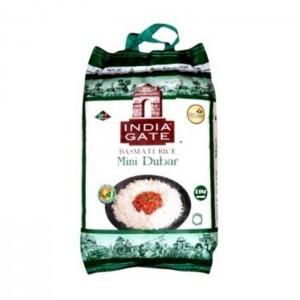 India Gate Mini Dubar Basmati Rice 5kg